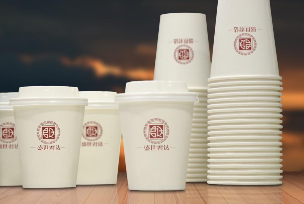 纸杯设计制作|宣传物料_产品中心_郑州霸龙文化传播